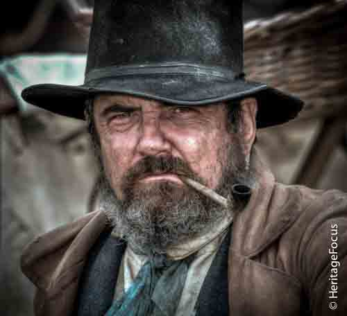 Ragged Victorian. Won best male portrait on Pixoto. Nov 2014